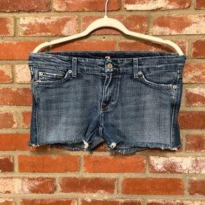 7 For All Mankind cutoff shorts (27)